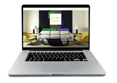 site web Duo Déco