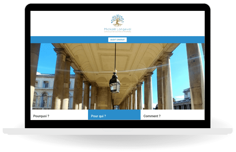Longeval patrimoine site web